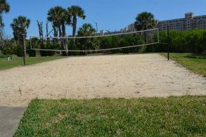 Rec Center - Volley Ball Net